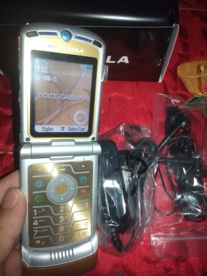 Motorola Razr V3i The Legend
