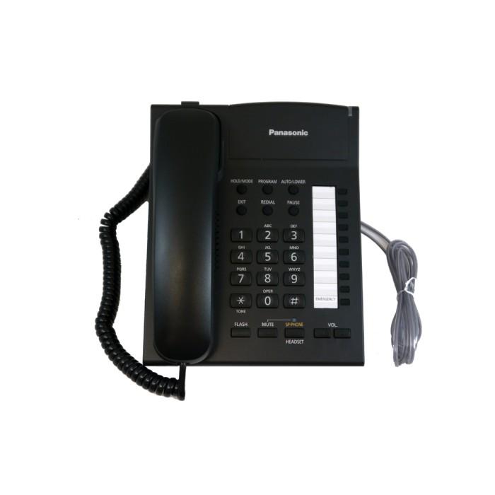 Foto Produk Panasonic  KX-TS840 Telephone Single Line Telepon Hitam dari DTC Modern Living