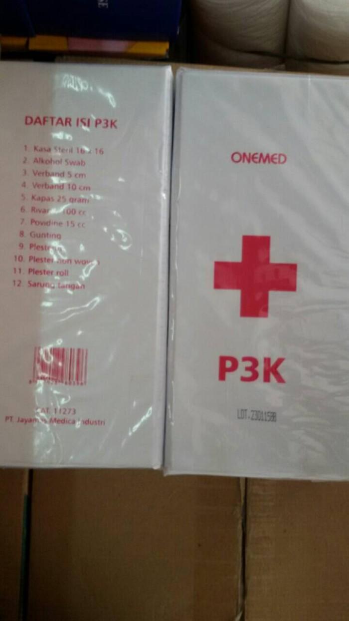 Onemed Kotak P3k Update Daftar Harga Terbaru Indonesia Mobil Deluxe Merk One Med