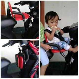 530+ Gambar Tempat Duduk Anak Dimotor Matic Gratis