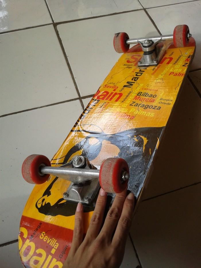 Jual Papan Skateboard Murah