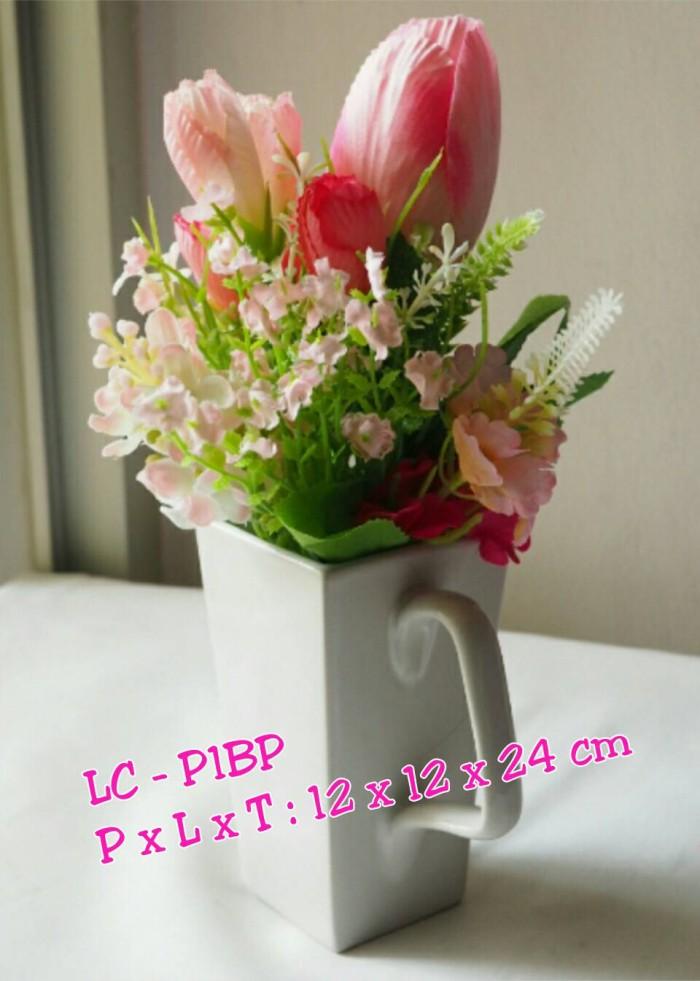 Jual Bunga sintetis kombinasi type Bella pink - Lucca Collection ... adf200cfe9