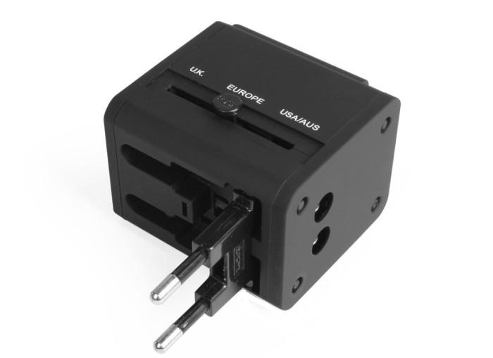 harga Avantree ac travel adapter & usb charger 2.1a(cgtr851) - black Tokopedia.com