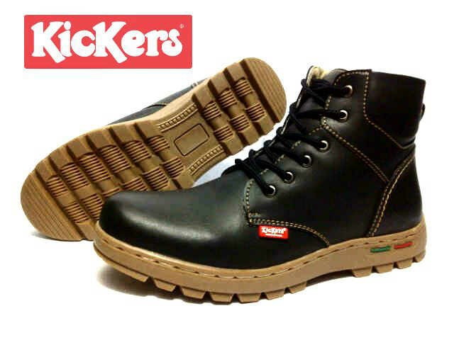 Katalog Sepatu Boot Kickers Original Travelbon.com
