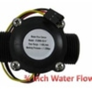harga Jual g1/2 water flow sensor ( sensor debit air ) flow meter digital Tokopedia.com