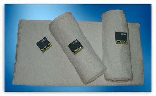 ... harga Keset hotel terry palmer premium 45x70- putih Tokopedia.com