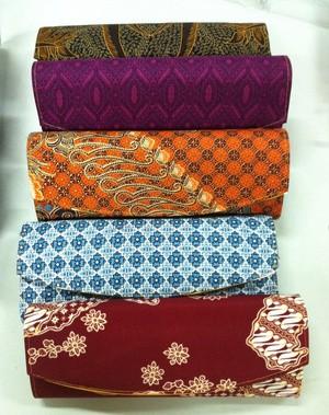 harga Tas dompet batik besar jumbo clutch elegan pesta Tokopedia.com