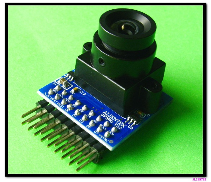 Jual OV 7670 Camera Module / OV7670 Kamera Module For arduino - Kota  Yogyakarta - Arduinoku Robotic | Tokopedia