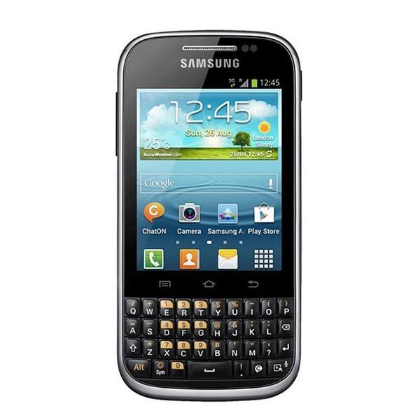 Samsung Galaxy Ch@t GT-B5330 - Hitam