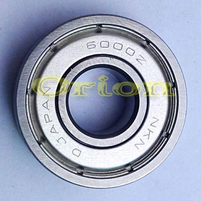 Jual Bearing NKN 6000 (sebagai pengganti pelor spindle/ as