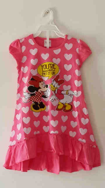 Katalog Dress Minnie Mouse  Hargano.com