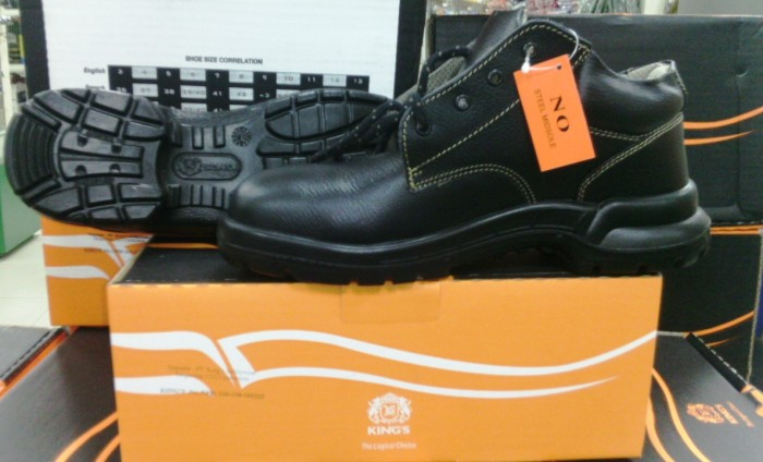 Jual Safety Shoes   Sepatu Safety KING S KWS 701 X - Safetymart ... db801597e3