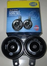 harga Klakson hella compact horn disc 12v motor aksesoris variasi modifikasi
