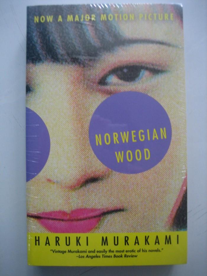 harga Haruki murakami - norwegian wood Tokopedia.com