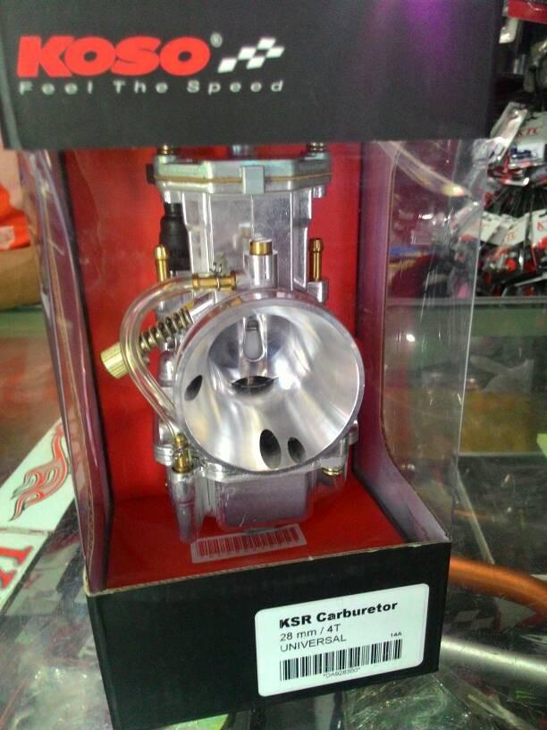 harga Karbu koso pwk28 karburator motor original koso Tokopedia.com