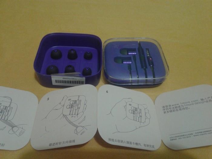 harga Headset handsfree xiaomi stainless emblem new warna ungu original Tokopedia.com