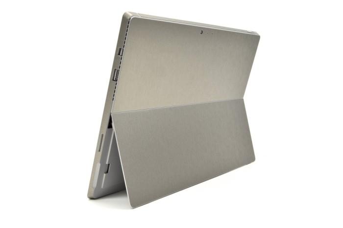 harga 3m microsoft surface pro 3 brushed metal silver skin Tokopedia.com