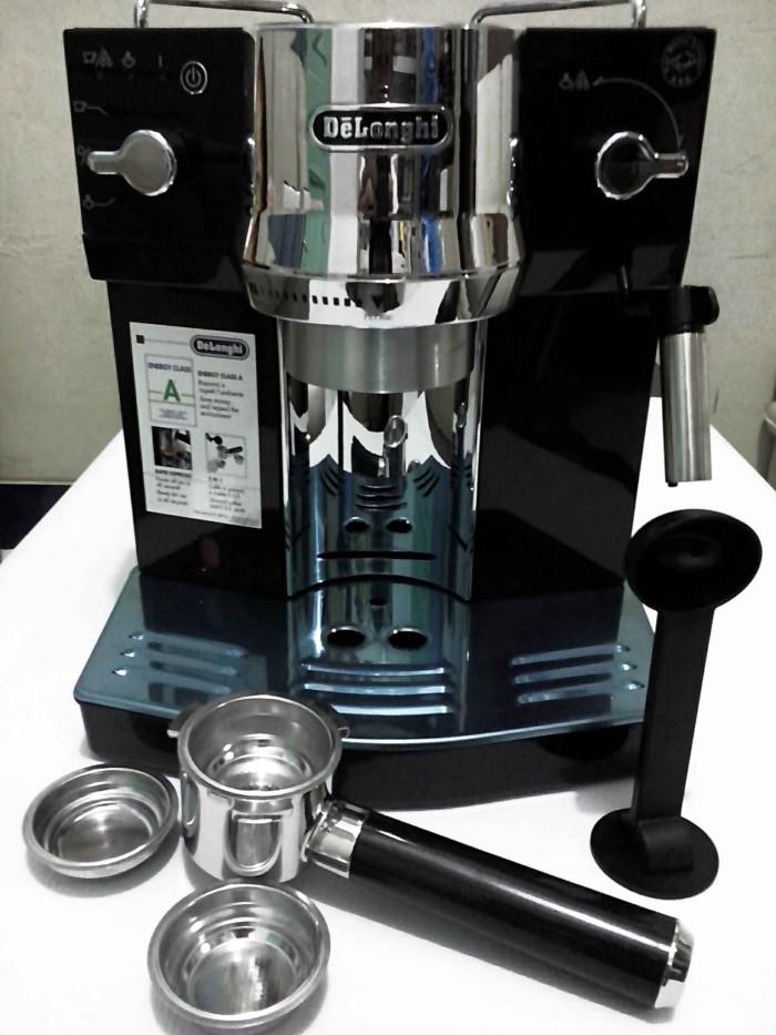 Jual Delonghi EC820.B Thermoblock Espresso - AkebonnoShop | Tokopedia