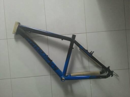 harga Frame united monza xc72 hitam biru Tokopedia.com