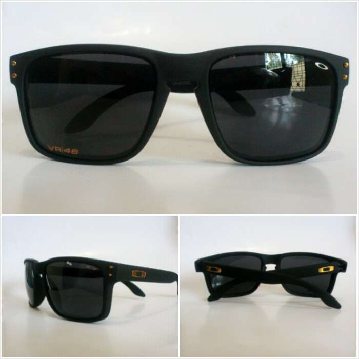 Jual Kacamata Sunglasses Oakley Holbrook Valentino Rossi VR 46 Fire ... 8c4e881d07