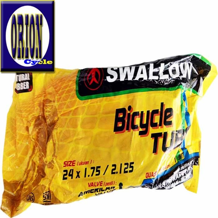 "Jual Ban Dalam Sepeda Ukuran 24"" MTB/ MINI Merk Swallow"