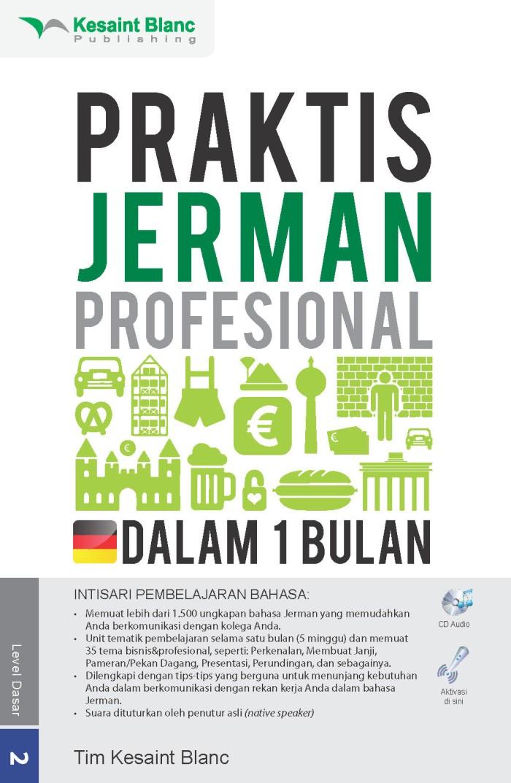 Praktis Jerman Profesional dalam 1 Bulan