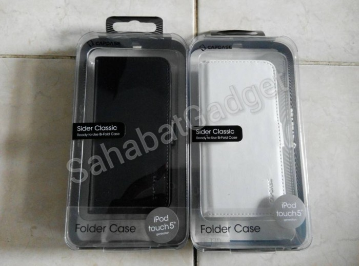 harga Capdase folder case sider classic ipod touch 5 Tokopedia.com