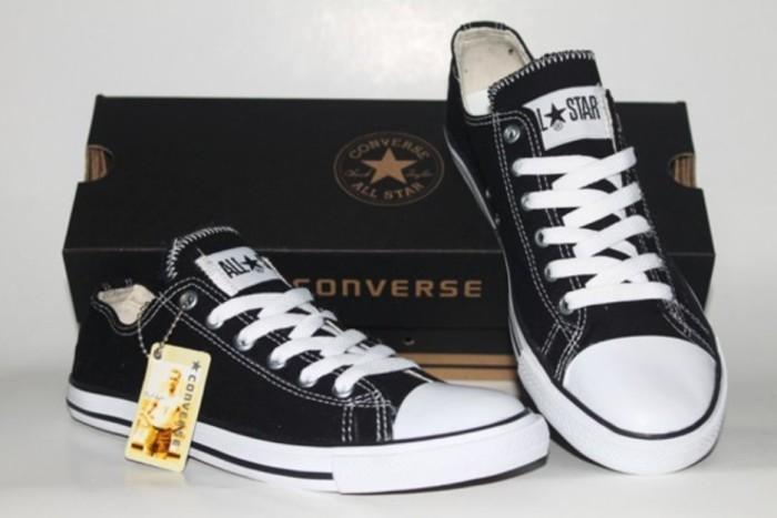 b07bc0d864cb Jual Sepatu Converse All Star Grade Original   Tag Timbul Like ...