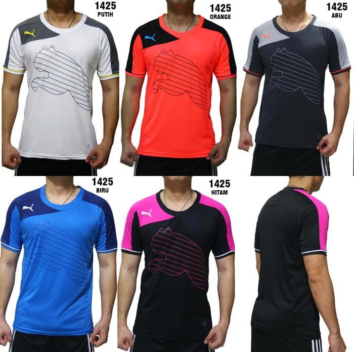 Jual Kaos   baju olahraga puma 1425 - Silver King Shop  d6ee5c9de3