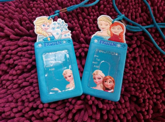 harga Name tag frozen Tokopedia.com
