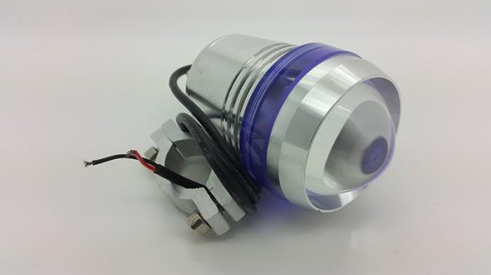 harga Lampu tembak jepit / sorot led cree u2 u3 30w 3 mode nyala + fokus Tokopedia.com