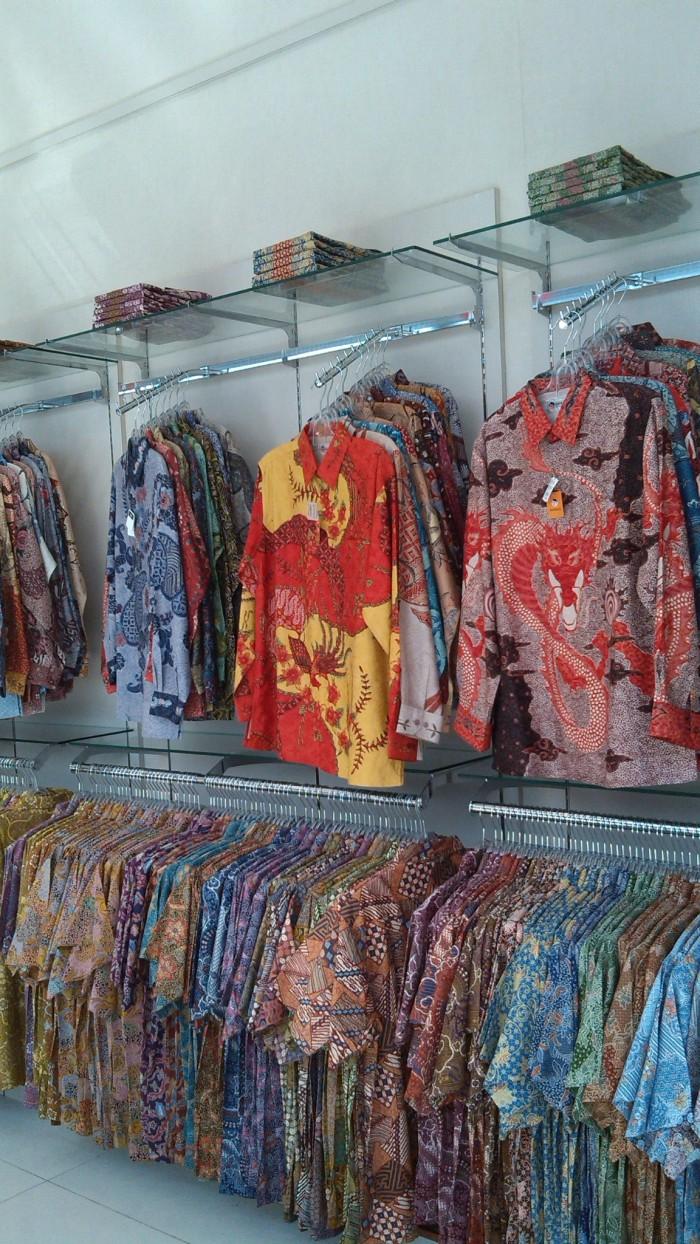 Jual Rak Bracket Kaca Display Distro Kota Depok Les Souvenirs Indonesia