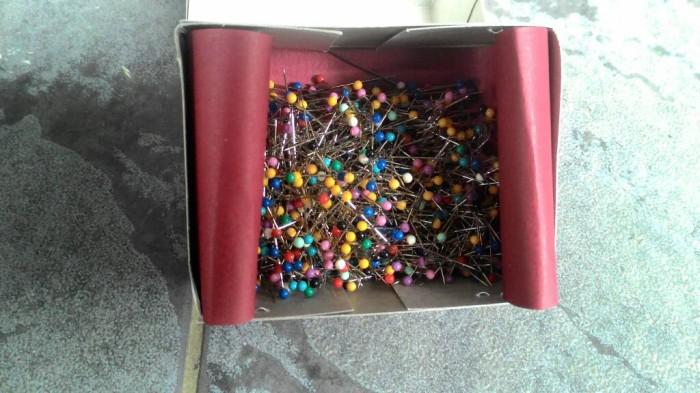 harga Pentul newey colorfull doff 1box murah + bonus 1 box jarum pin Tokopedia.com