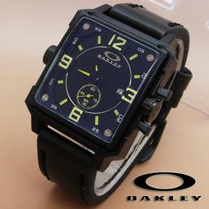 Jual jam tangan oakley kotak tali kulit kw super - jam tangan murmer ... 71f7c0e53b