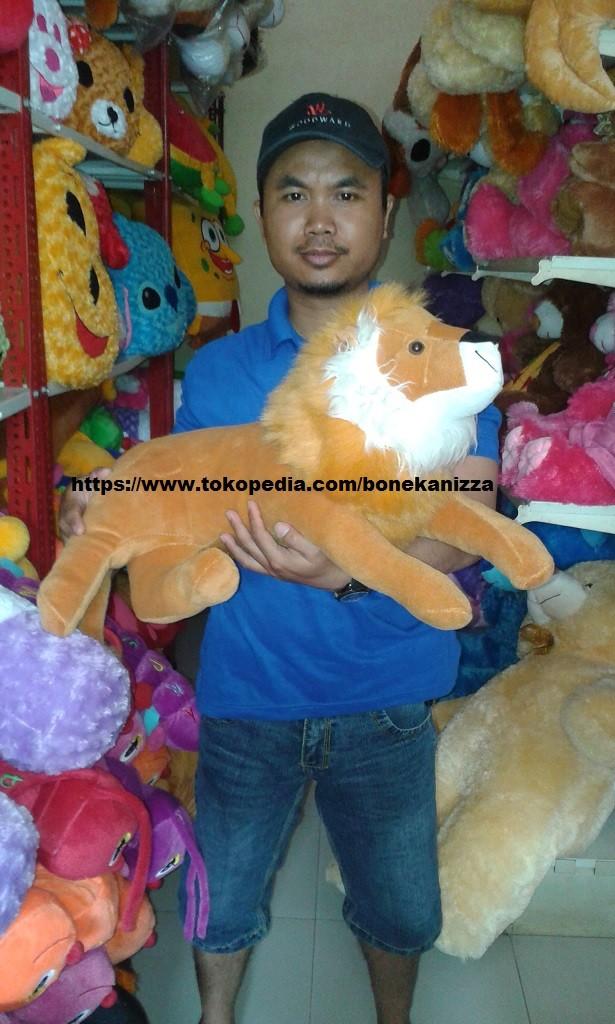 harga Boneka singa Tokopedia.com