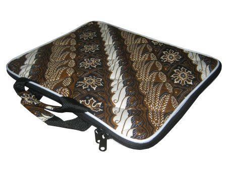 Jual Tas Laptop Batik 12
