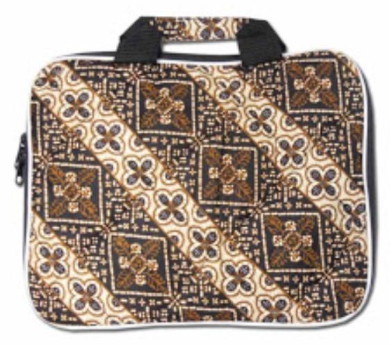 Jual Tas Laptop Batik 10