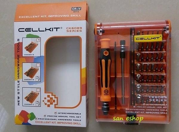 harga Obeng set cellkit 6089a ( ck6089a ) Tokopedia.com