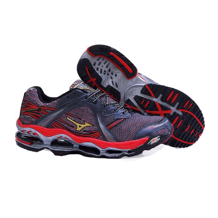 Jual Sepatu Sport Mizuno Wave Prophecy - Red - Sepatu-Grade-Ori ... 064a6cdbd7