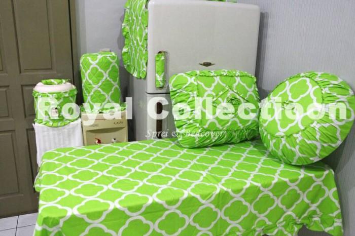 Jual Kitchenset Set Taplak Meja Makan Homeset Set Dapur Clover