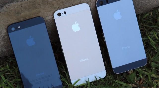 Apple iphone 5s 64gb gold new original garansi resmi 1 tahun