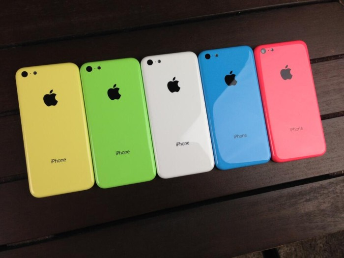 Apple iphone 5c 32gb new original garansi resmi 1 tahun