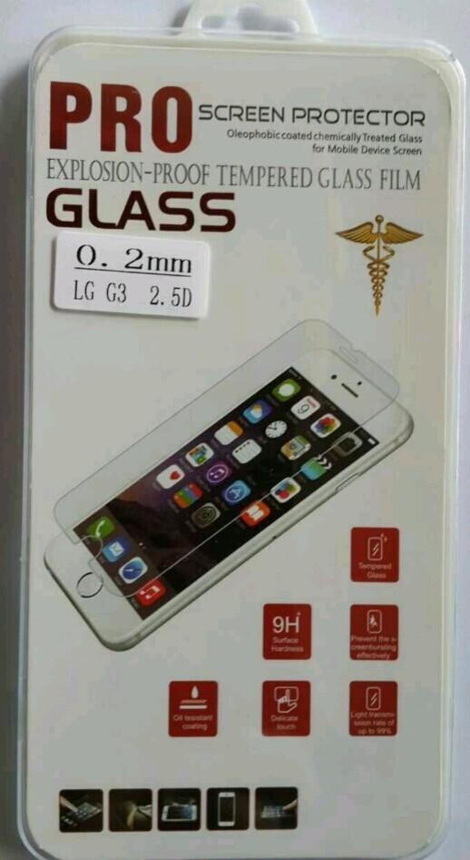 Tempered glass lg g3 g3 mini g pro lite g3 stylus l bello l fino nexus
