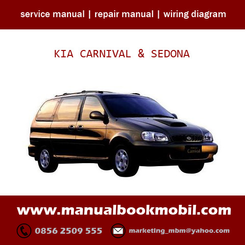 Kia Sedona Wiring Diagram Pdf Free from ecs7.tokopedia.net
