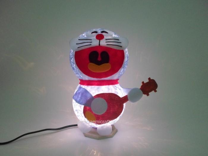 Jual Lampu Tidur Benang - Doraemon gitar - Kab  Gunungkidul - jaemicraft |  Tokopedia