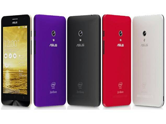 Jual Asus Zenfone 5 INTERNAL 8GB RAM 2GB GARANSI RESMI