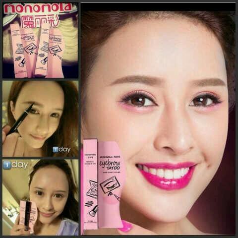 Gambar Monomola Alis Jual Monomola Eyebrow Tatto Seperti Sulam Alis Jakarta Pusat Supplier Queen Cosmetic Tokopedia