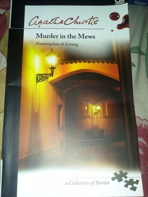 Murder in the Mews (Pembunuhan di Lorong) by Agatha Christie