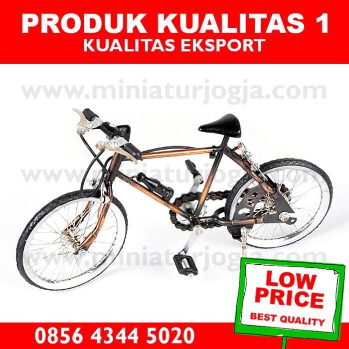 harga Miniatur sepeda federal natural Tokopedia.com