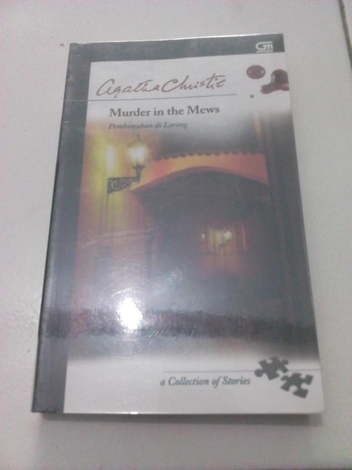 Murder in the Mews (Pembunuhan di Lorong) - Agatha Christie